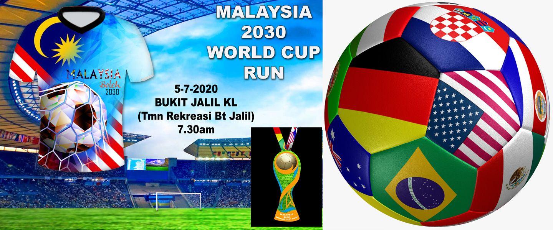 2030 Malaysia World Cup Run