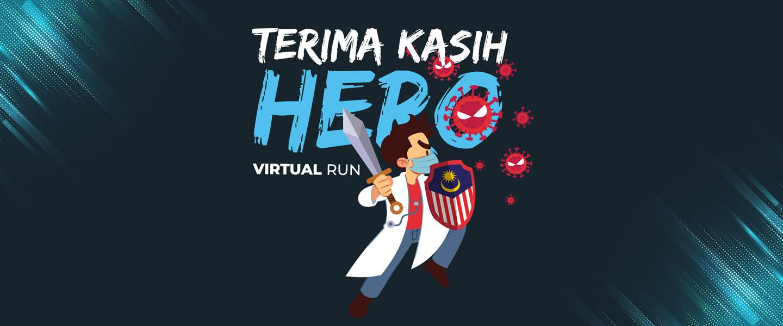 Terima Kasih Hero Virtual Run