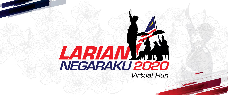 Larian Negaraku 2020 Virtual Run
