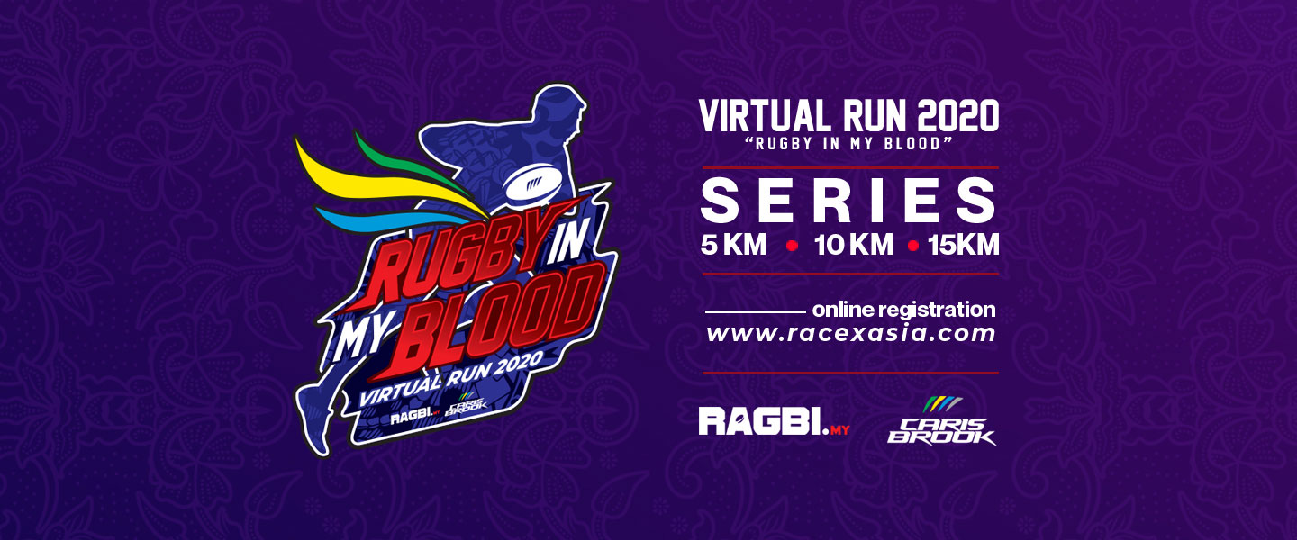 Ragbi.MY Virtual Run 2020