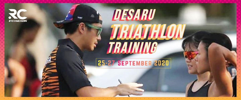 Desaru Triathlon Training