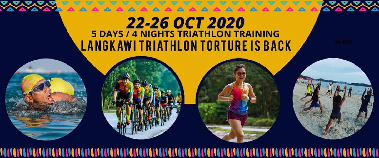 Langkawi 2020 Tri Torture