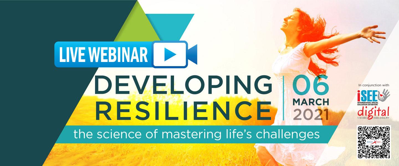 Developing Resilience Live Webinar