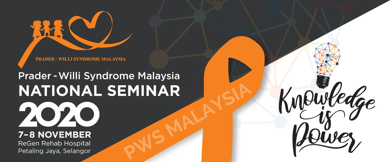 Prader-Willi Syndrome Malaysia National Seminar 2020