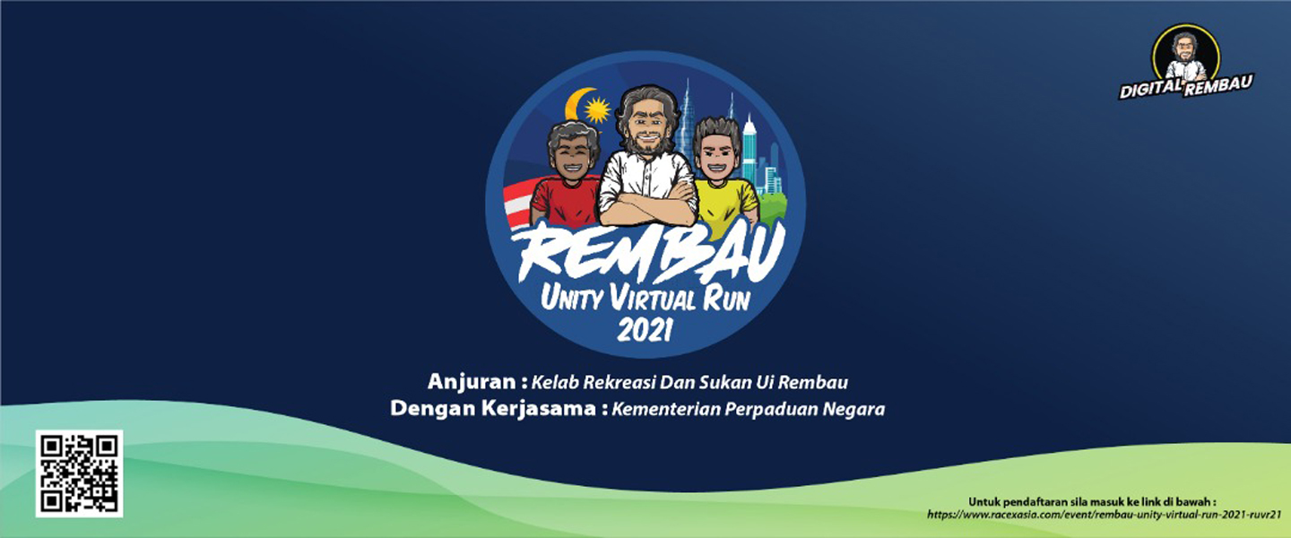 Rembau Unity Virtual Run 2021