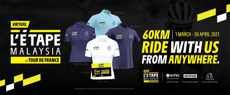 Virtual Ride L'Etape Malaysia By Tour De France