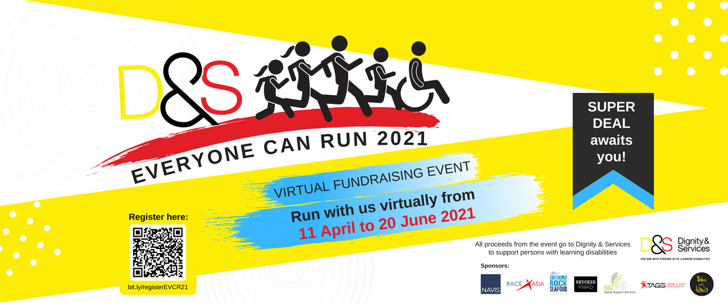 Virtual Fundraising Run Event Everyone Can Run 2021 - Run For Good