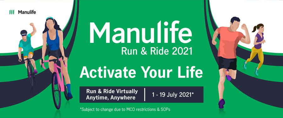 Manulife Run & Ride 2021