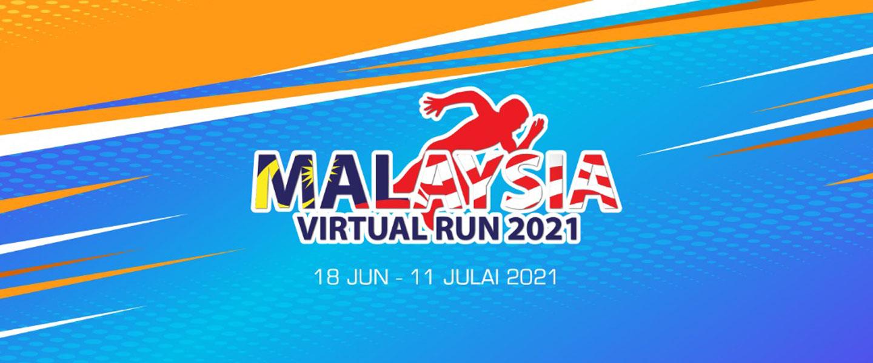 Malaysia Virtual Run 2021