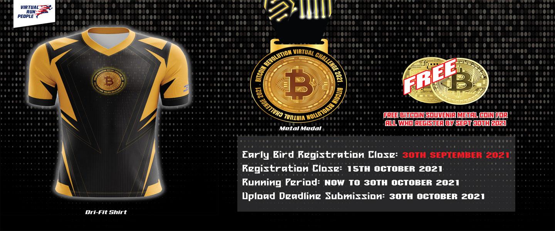 Bitcoin Revolution Virtual Challenge 2021