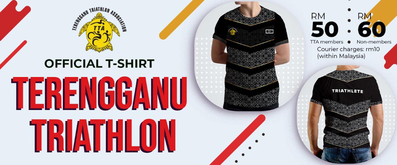 Terengganu Triathlon Association (TTA) T-Shirt