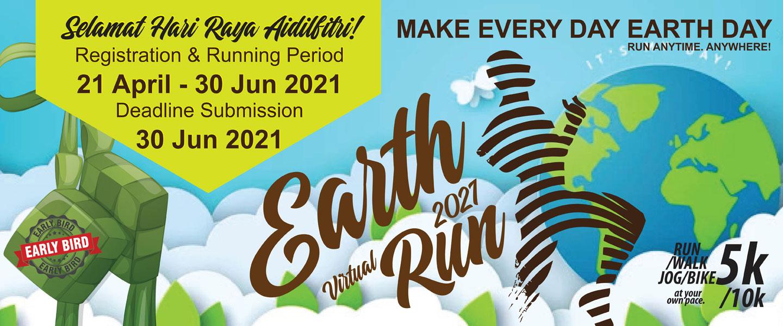 Earth Virtual Run 2021
